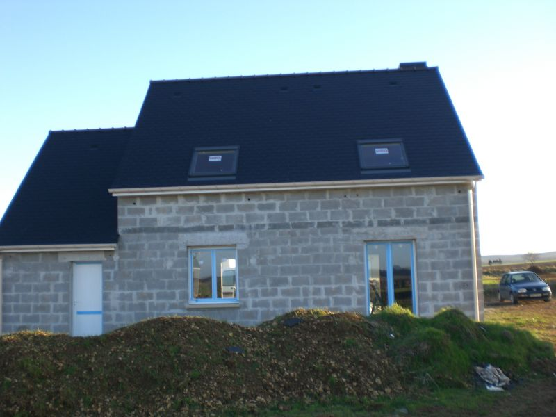 Ca y est notre maison est hors d air notre maison kerbea for Construire maison kerbea